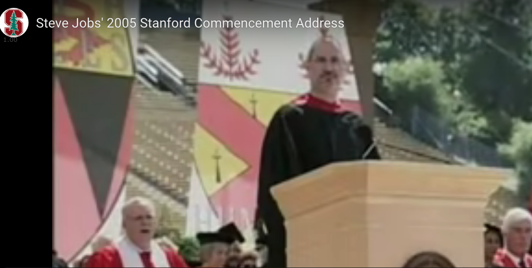 Steve Jobs 2005 Stanford Address